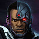Infinite Crisis builds for Cyborg