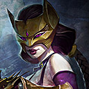 Infinite Crisis builds for Gaslight Catwoman