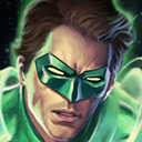Infinite Crisis builds for Green Lantern
