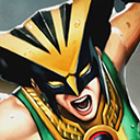Infinite Crisis builds for Hawkgirl