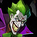 Infinite Crisis builds for Joker