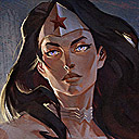 Infinite Crisis builds for Wonder Woman